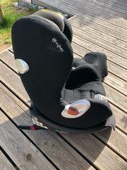 Cybex Sirona drehbarer Kindersitz mit