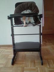 Kinderstuhl Geuther verstellbar inkl Sitzauflage