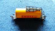 Fleischmann H0 Kesselwagen SHELL gelb