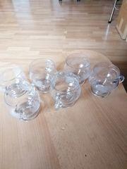 Bowle Gläser