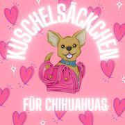 Zauberhafte Kuschelsäckchen für Chihuahuas andere