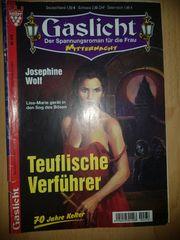 Gaslicht Mitternachts-Roman 476 Josephine Wolf -