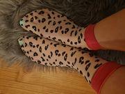 Netzstrümpfe Socken