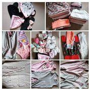 Bekleidungspaket für Mädchen 50 56