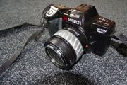 Minolta Maxxum 7000i Spiegelreflexkamera analog