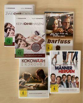 51 Filme DVDs 8 für: Kleinanzeigen aus Thüringen - Rubrik CDs, DVDs, Videos, LPs