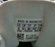 Neuwertige Adidas Sneaker