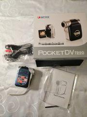 Camcorder Aiptek PocketDV T220