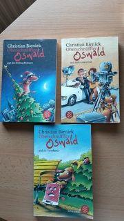 Oberschnüffler Oswald Bücher