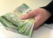 Finanzkredit mit einem Zinssatz von