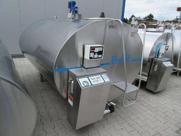 Milchkühltank Milchtank mit 3000 Liter -