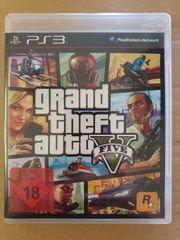 PS3 GTA V gebraucht