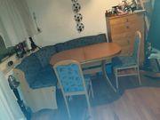 Eckbank Set Esstisch 2 Stühle
