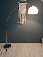 Bogenleuchte Stehlampe Lampe