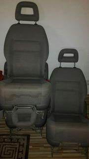 3 ausbaubare Sitze Ford Galaxy