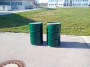 Ölfässer guter Zustand optimal für