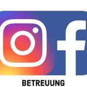 Facebook und Instagram Betreuung für