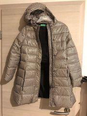 Kinder Winter Mantel Größe 140