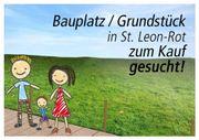 Grundstück in 68789 St Leon-Rot