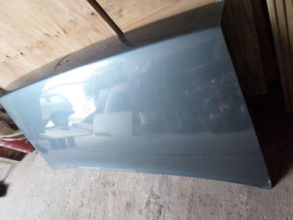 BMW -Kofferraum Deckel E30 316 -