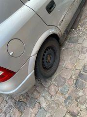 Bastlerfahrzeug Opel Astra Bremse müsste