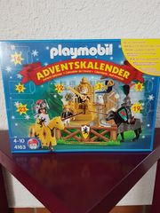 Playmobil Adventskalender Ritter