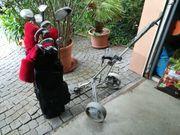 Damengolfausrüstung Golfbag 13 Schläger Zubehör