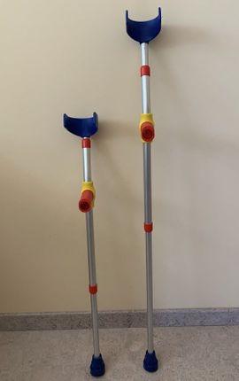 Kinder Krücke Unterarmgehstütze Gehhilfe 2: Kleinanzeigen aus Böblingen - Rubrik Medizinische Hilfsmittel, Rollstühle