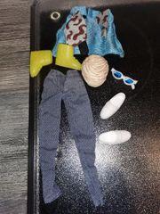 Kleider Ken Barbie Mann Zubehör