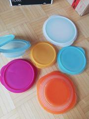 faltbare Tupperwareschüsseln Original gebraucht guter