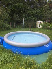 Schwimmbecken BESTWAY Fast Set Pool