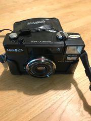 Minolta Hi-Matic AF2 Filmkamera