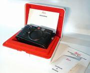 Leica M6 BLACK 35mm Sucherkamera