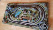 Modellbahnanlage Komplettanlage Eisenbahn Spur N