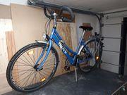 Citybike blau