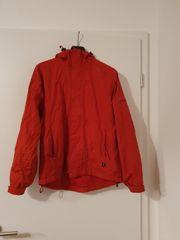 H2O Regenjacke rot Größe S