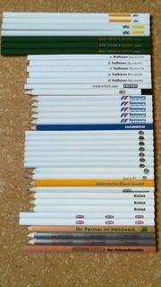 Zimmermann Bleistift Sammlung