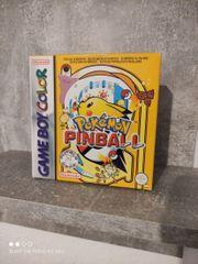 Pokemon Pinball Sammlerzustand