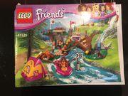 Lego Friends Wildwasserbahn Nr 41121