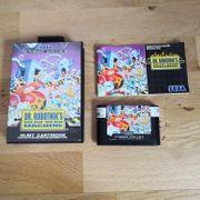 Sega Mega Drive Spiel Dr