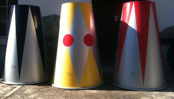 Riesige Charles Ray Eames Zirkuspodeste