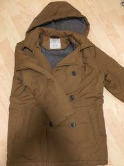 Warme Jacke von Zara Boys