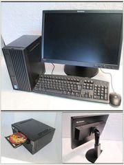 Büro PC Komplettsystem SSD HD