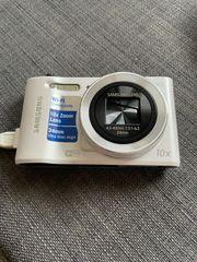 Digitalkamera Samsung WB30F weiß