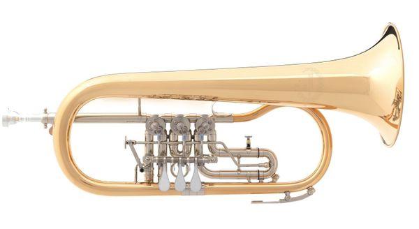 B S Goldmessing Konzert Flügelhorn