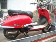 Einmalig-125er-Liebhaber -Roller