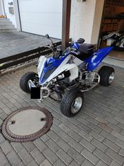 Yamaha YFM 700 Raptor LOF