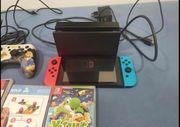 Nintendo Switch mit Garantie 2023