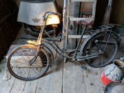 Historisches Fahrrad Panther Bielefeld