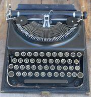 Schreibmaschine alte